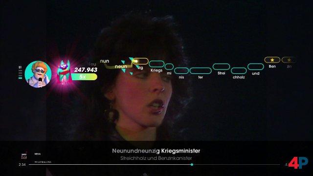 Screenshot - Let's Sing 2020 - Mit Deutschen Hits (PS4)