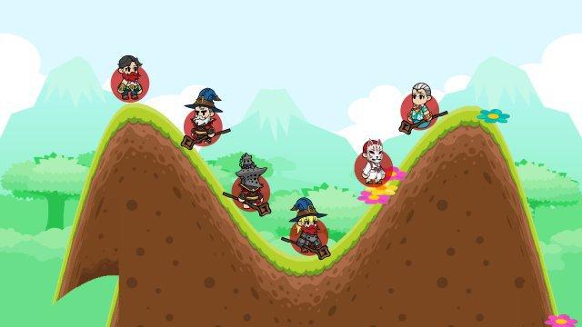 Screenshot - Wizards (PC)
