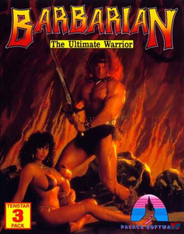 Screenshot - Barbarian: The Ultimate Warrior (Spielkultur)