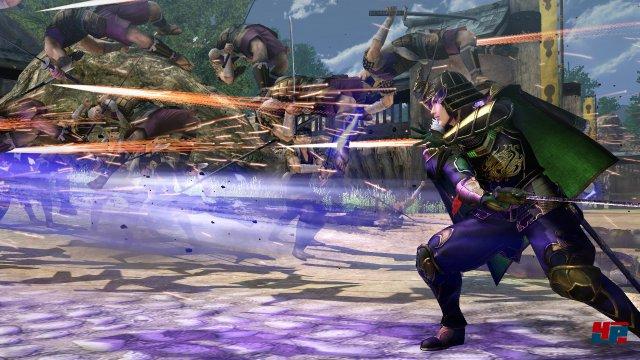 Screenshot - Samurai Warriors 4 (PlayStation4) 92492953