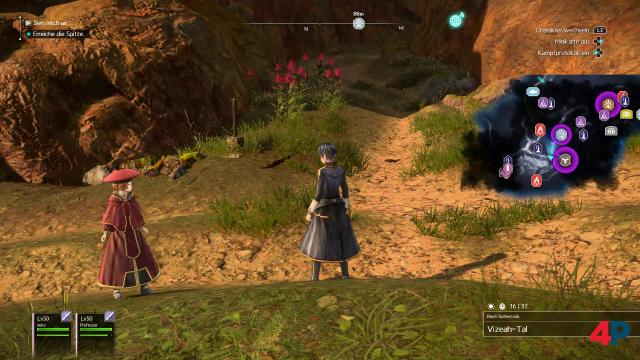 Screenshot - Sword Art Online: Alicization Lycoris (PS4) 92620140