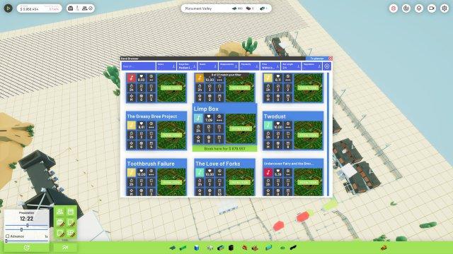 Screenshot - Festival Tycoon (PC) 92634145