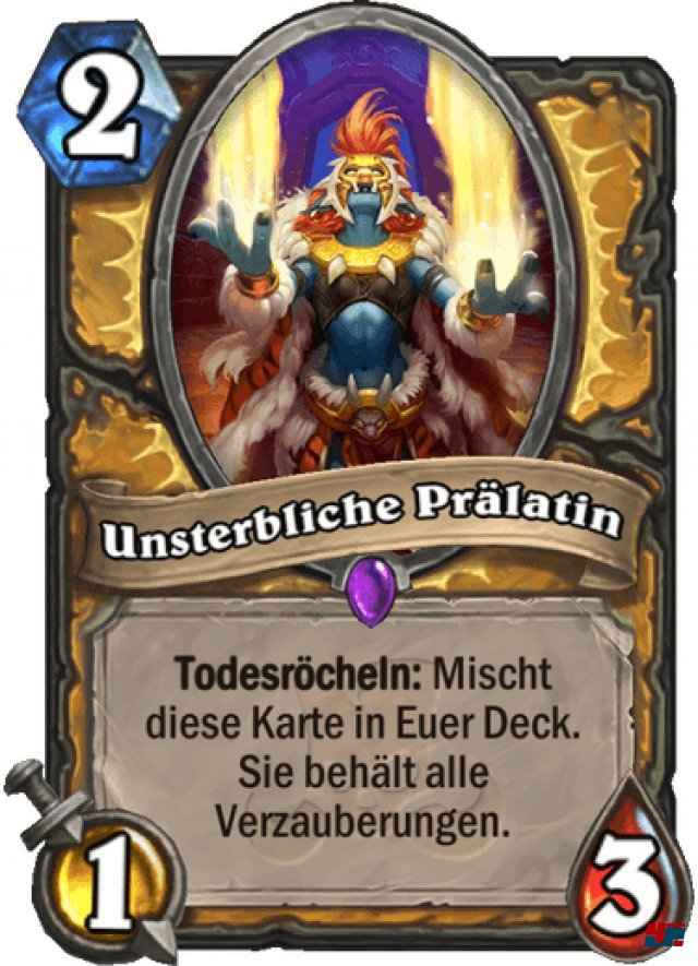 Screenshot - Hearthstone: Rastakhans Rambazamba (Android) 92578591