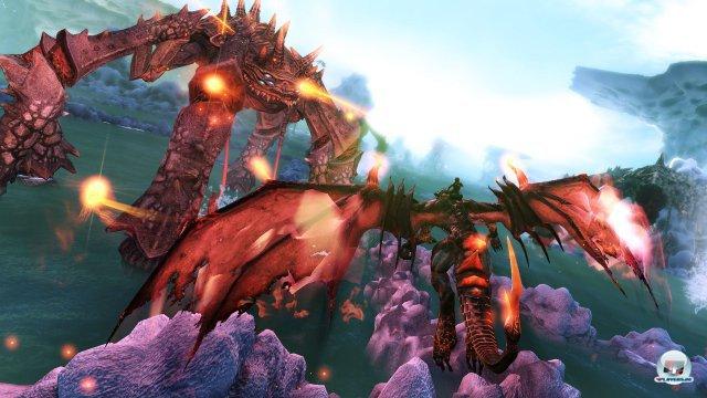 Screenshot - Crimson Dragon (XboxOne)