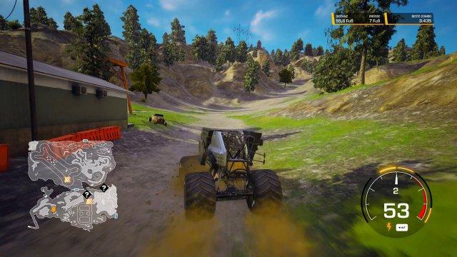 Screenshot - Monster Jam Steel Titans 2 (PC) 92636215