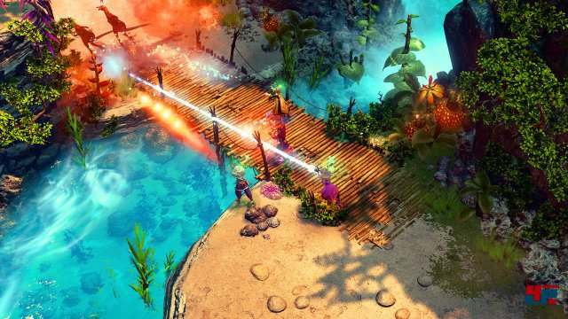 Screenshot - Nine Parchments (PC) 92531009