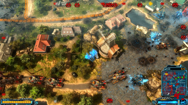 Screenshot - X-Morph: Defense (PC) 92562145