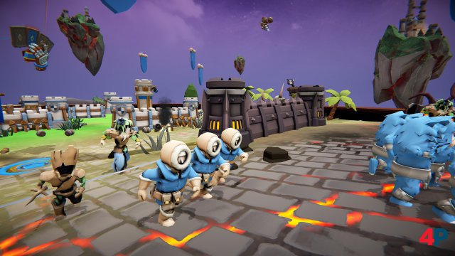 Screenshot - Skyworld: Kingdom Brawl (HTCVive)