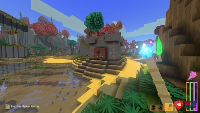 Screenshot - Rogue Islands (PC)