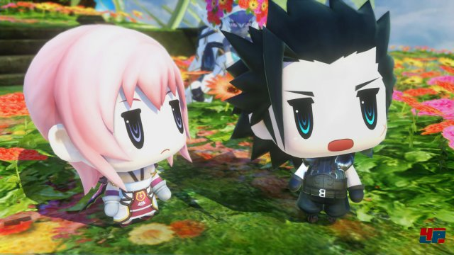 Screenshot - World of Final Fantasy (One)