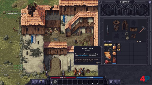 Screenshot - Stoneshard (PC)