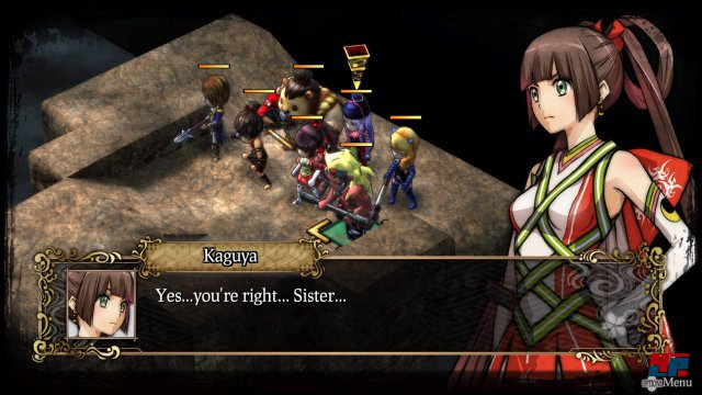Screenshot - God Wars: Future Past (PS4)