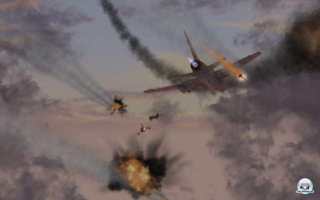 Screenshot - Air Conflicts: Vietnam (360) 92461222
