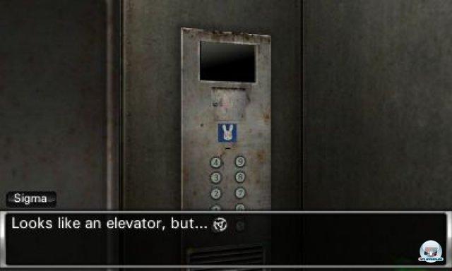 Screenshot - Zero Escape: Virtue's Last Reward (3DS)
