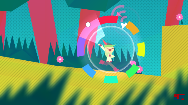 Screenshot - Wandersong (Mac)