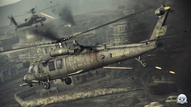 Screenshot - Ace Combat: Assault Horizon (360) 2262267
