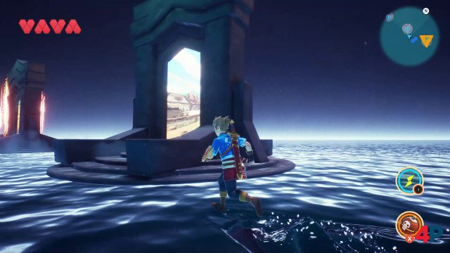 Screenshot - Oceanhorn 2: Knights of the Lost Realm (Switch) 92628186