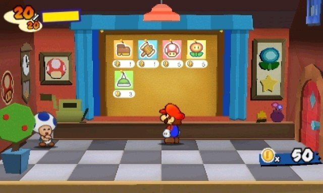 Screenshot - Paper Mario 3DS (3DS) 2229448