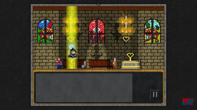 Screenshot - Pixel Heroes: Byte & Magic (PC)
