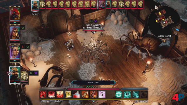 Screenshot - Divinity: Original Sin 2 (Switch) 92597783