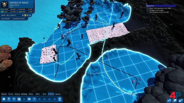 Screenshot - MMORPG Tycoon 2 (PC)