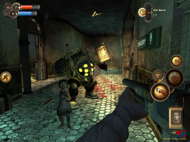 Screenshot - BioShock (iPad)