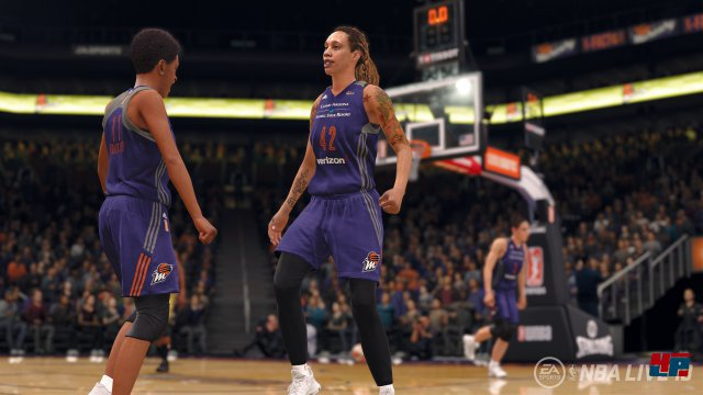 Screenshot - NBA Live 18 (PS4)