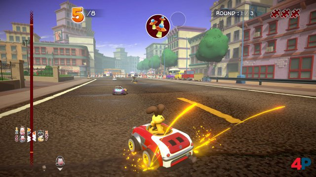 Screenshot - Garfield Kart - Furious Racing (PC)