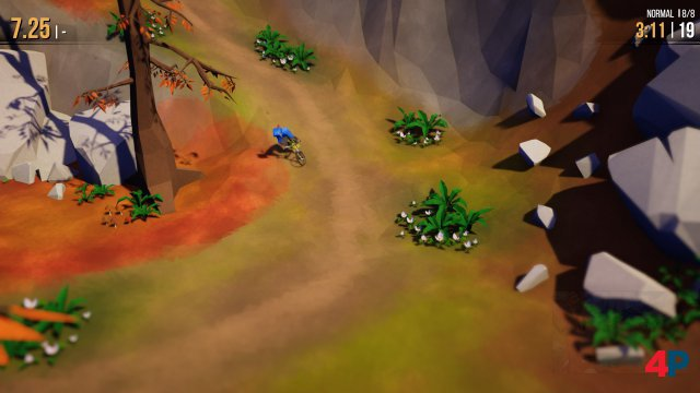 Screenshot - Lonely Mountains: Downhill (PC) 92590310