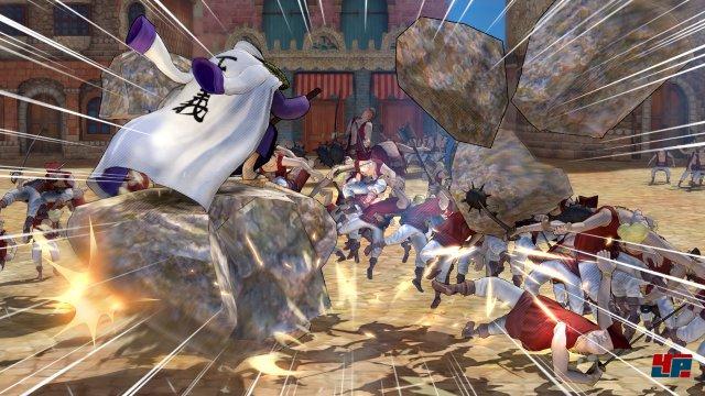 Screenshot - One Piece: Pirate Warriors 3 (PlayStation3) 92497591