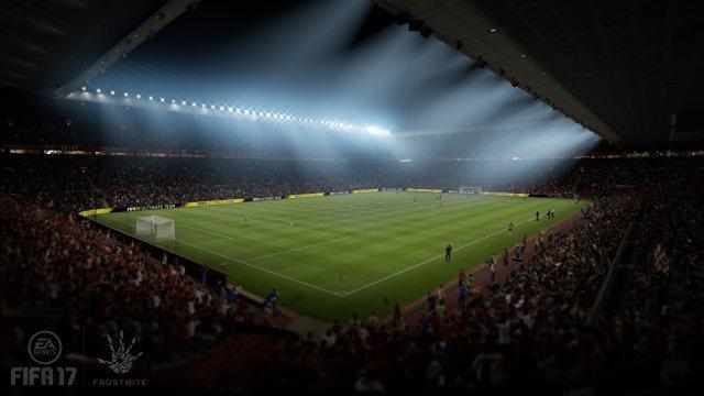Vor allem Spielermodelle und die Beleuchtung profitieren von der Umstellung auf die Frostbite-Engine. Auch die Animationen wirken noch geschmeidiger.