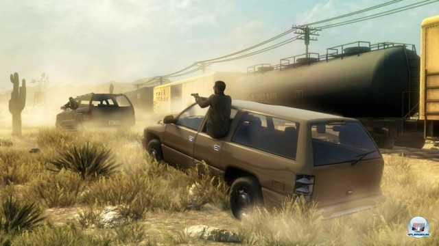 Screenshot - Call of Juarez: The Cartel (PC) 2219214