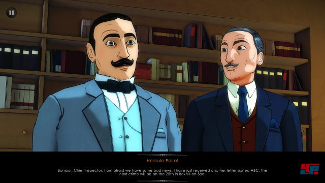 Screenshot - Agatha Christie: The ABC Murders (Mac) 92519636