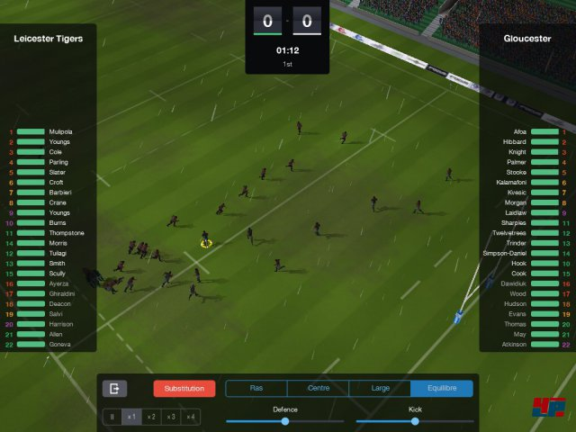 Screenshot - Pro Rugby Manager 2015 (iPad) 92486510