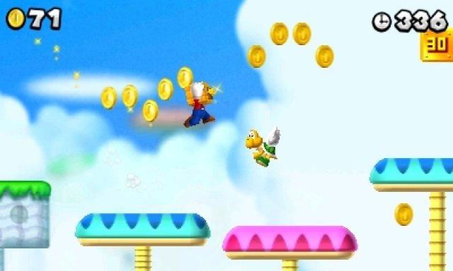 Screenshot - New Super Mario Bros. 2 (3DS) 2361132