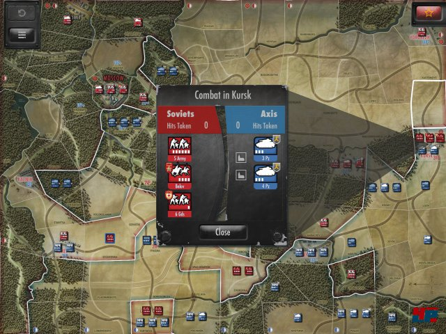 Screenshot - Drive on Moscow (iPad)