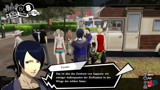 Screenshot - Persona 5 Strikers (PS4) 92634856