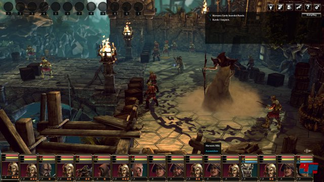 Screenshot - Blackguards 2 (PC) 92497980