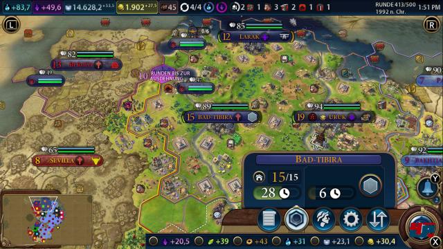 Screenshot - Civilization 6 (Switch) 92578263