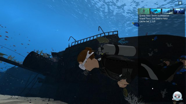 Screenshot - Infinite Scuba (PC)