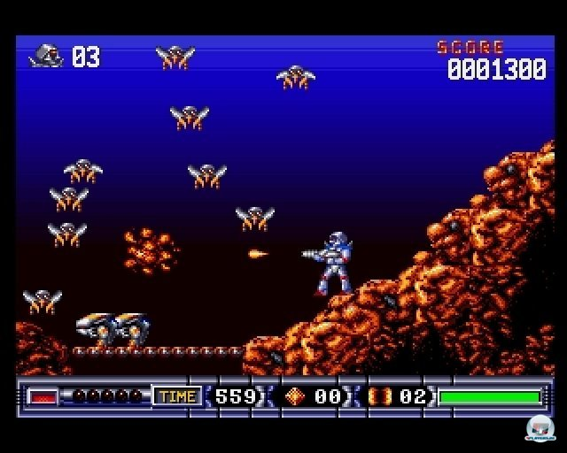 Screenshot - Turrican II (PC) 2301002