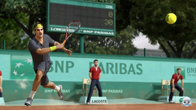 Screenshot - Grand Slam Tennis 2 (360) 2314482