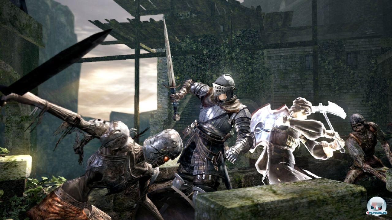 Die Kämpfe sind das Highlight: Spannend, unberechenbar und tödlich!