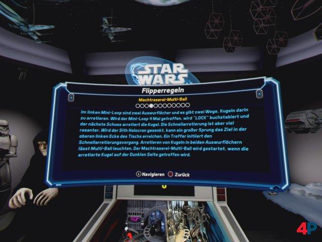 Screenshot - Star Wars Pinball VR (PlayStationVR) 92640889