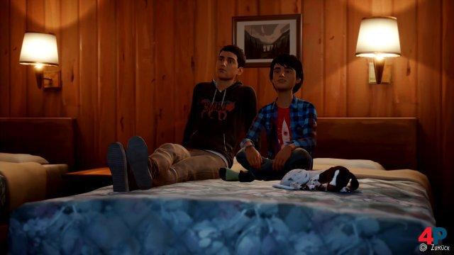 Während Life is Strange das Thema Freundschaft in den Vordergrund stellte, geht es in Life is Strange 2 um Familie und Erziehung.