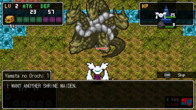 Screenshot - Cladun Returns: This Is Sengoku! (PC) 92545072