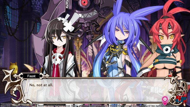 Screenshot - Trillion: God of Destruction (PC)