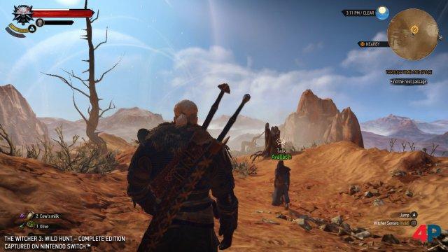 Screenshot - The Witcher 3: Wild Hunt (Switch) 92594573