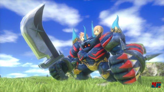 Screenshot - World of Final Fantasy (PlayStation4) 92507758