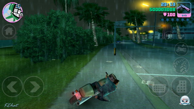 Screenshot - Grand Theft Auto: Vice City (iPhone) 92430697